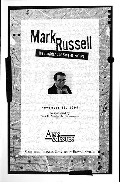 Program for Presentation of Mark Russell