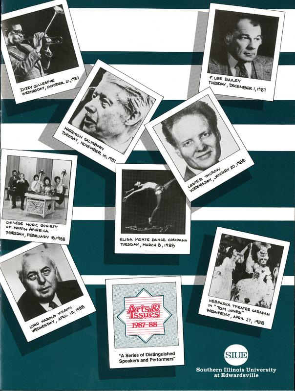 1987-1988 Series Anouncement