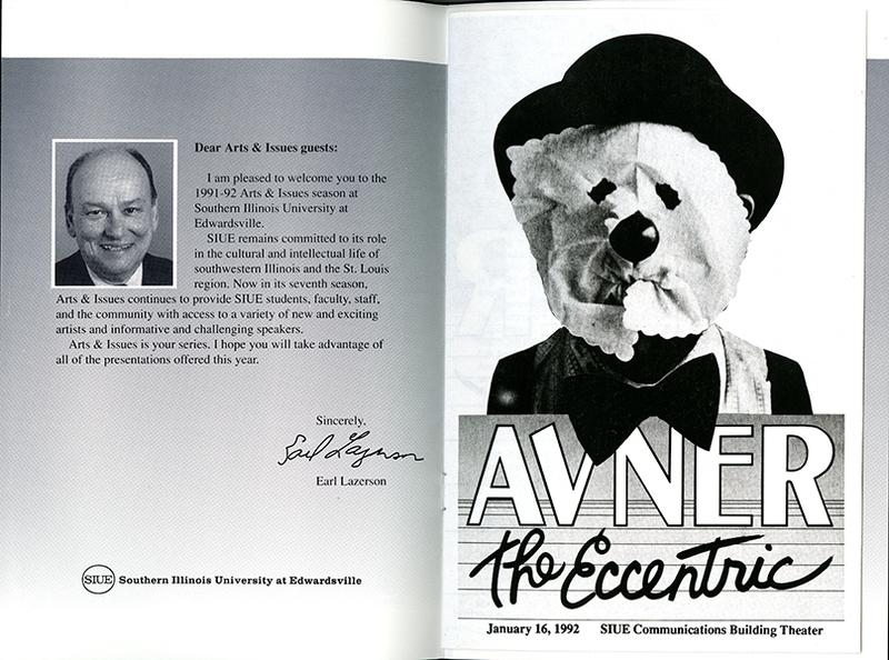 Program for Avner the Eccentric