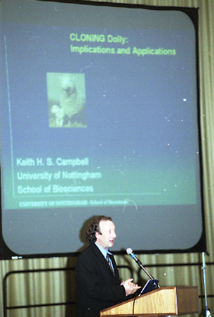 Dr. Keith Campbell