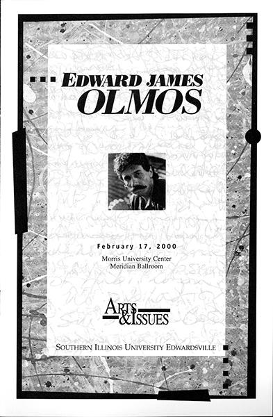 Program for Presentation of Edward James Olmos