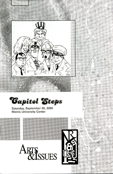 Program for the Capitol Steps
