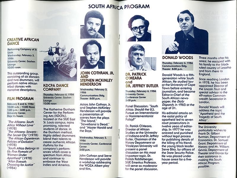 South Africa Program