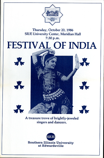 Announcement of The Festival of India