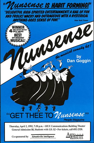 Announcement for Nunsense