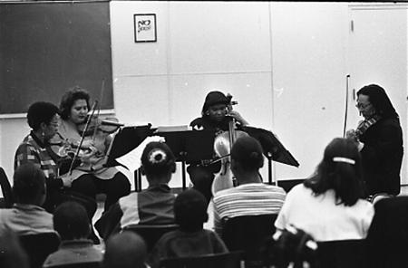 Uptown String Quartet