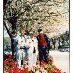 Jazz Incredibles in Garden, 1995