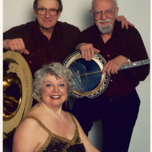 Publicity Photo of Jazz Incredibles, 1999