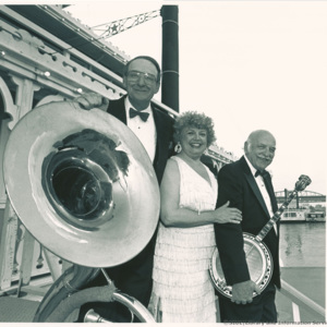 Jazz Incredibles on the Robert E. Lee Showboat, 1980
